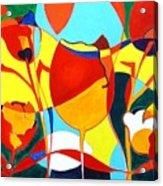 Tulpen 73 Acrylic Print