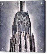 Tulsa Art Deco IIi Acrylic Print