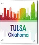 Tulsa Ok Acrylic Print
