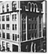 Tulsa, Oklahoma Panorama 1909 Acrylic Print