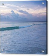 Tulum - The Beach Acrylic Print
