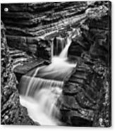 Tumbling Waters #2 Acrylic Print