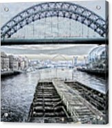 Tyne Bridge, Newcastle Acrylic Print
