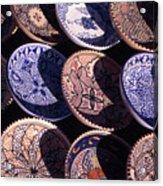 Tunisian Ceramics Acrylic Print