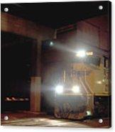 Tunnel Light Acrylic Print