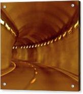 Tunnel Vision Daze  Acrylic Print