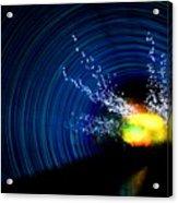Tunnel Vision II Acrylic Print