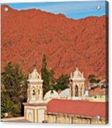 Tupiza, Bolivia Acrylic Print