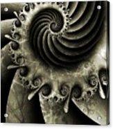 Turbine Acrylic Print