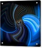 Turbine Dynamo Acrylic Print