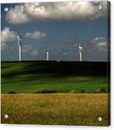 Turbines At Goonhaven Acrylic Print