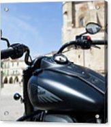 Turgalium Motorcycle Club 01 Acrylic Print