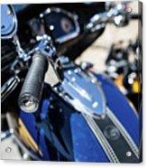 Turgalium Motorcycle Club 02 Acrylic Print