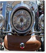 Turgalium Motorcycle Club 05 Acrylic Print