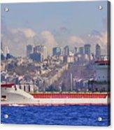 Turkish Cargo Acrylic Print