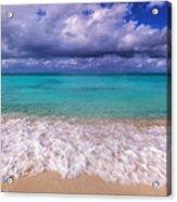 Turks And Caicos Beach Acrylic Print