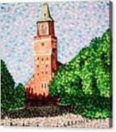 Turku Cathedral  Acrylic Print