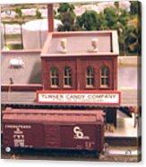 Turner Candy Company Acrylic Print