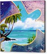 Turtle Bay #144 Acrylic Print