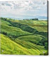 Tusacny Hills I Acrylic Print