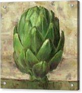 Tuscan Artichoke Acrylic Print