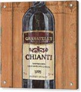 Tuscan Chianti 2 Acrylic Print