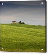 Tuscan Farmhouse Acrylic Print