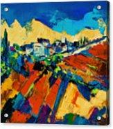 Tuscan Light Acrylic Print