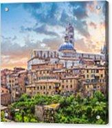 Tuscan Romance  Acrylic Print