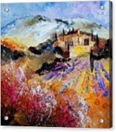 Tuscany 56 Acrylic Print