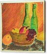 Tuscany Lunch Acrylic Print