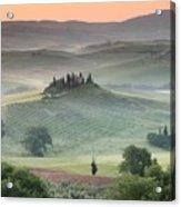 Tuscany Acrylic Print by Tuscany