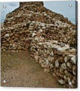 Tuzigoot Ruins No. 1 Acrylic Print