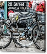 Twenty Eight Street Acrylic Print