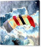 Twenty-first Century Icarus Acrylic Print