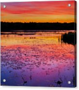 Twilight Afterglow #1 Acrylic Print