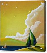 Twilight Bay Acrylic Print