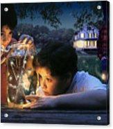 Twilight Acrylic Print by Bryan Allen