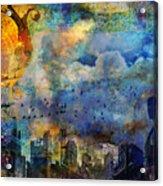 Twilight Dreams Acrylic Print