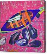 Twilight II Acrylic Print