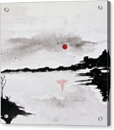 Twilight Journey I Acrylic Print