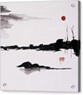 Twilight Journey - II Acrylic Print