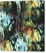 Twilight Labyrinthine Acrylic Print