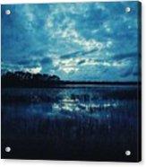 Twilight On The Lake Acrylic Print