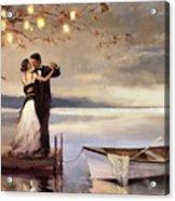 Twilight Romance Acrylic Print