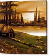 Twilight Time Acrylic Print