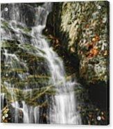 Twin Falls - Nc Acrylic Print