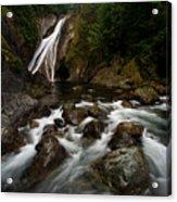Twin Falls Landscape Acrylic Print