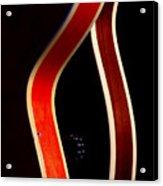 Twin Gibsons 2 Acrylic Print