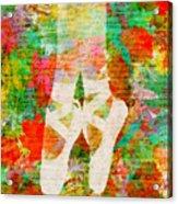 Twinkle Toes Acrylic Print